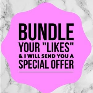 SAVE & bundle! Amazing deals & combined shipping!